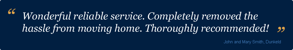 Wonderful Reliable Service