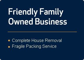 Friendly Family  Owned Business